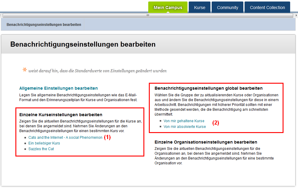 Berichte/reports.
