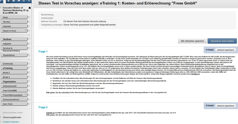 Online- und Präsenzphasen: Praxisnah studieren mit Case Studies - E ...