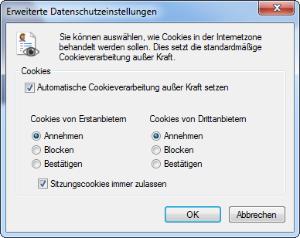 Wie konfiguriere ich den Browser Internet Explorer? - FAQ ...  Wie konfigurier...
